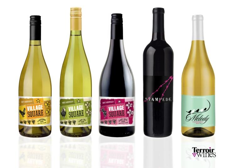 5 bottles from Terroir Wines