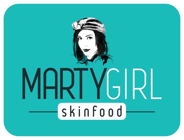Martygirl standard logo